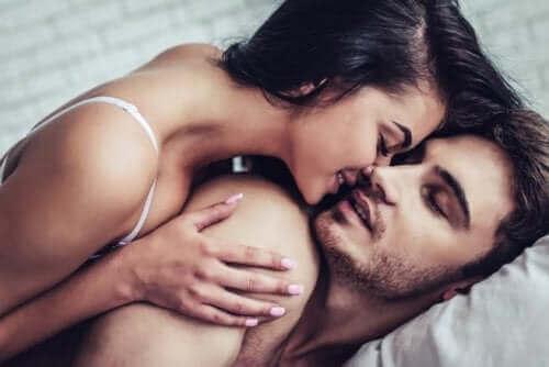 Spontaniczny poranny seks