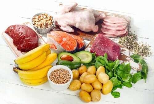 Witaminy  to cenne składniki odżywcze
