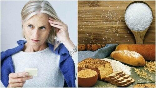Zdrowie mózgu - koniecznie wyeliminuj tych 6 produktów