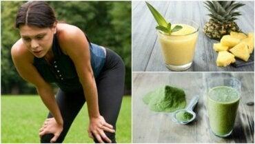 Zmęczenie mięśni - poznaj 5 koktajli, które pomogą Ci się zregenerować