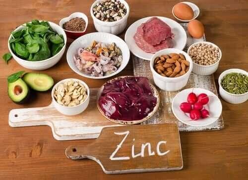 Źródła cynku - dieta podczas grypy
