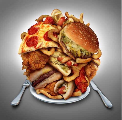 Żywność mocno przetworzona