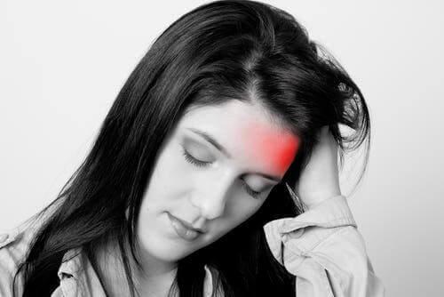 Ataki migreny