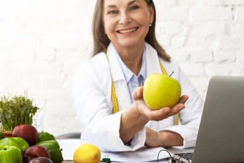 Najzdrowsza żywność dla seniorów
