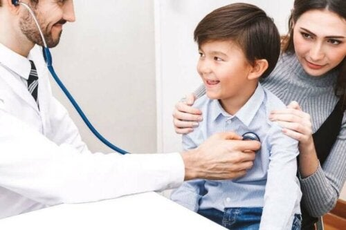 Problemy z oddychaniem u dziecka