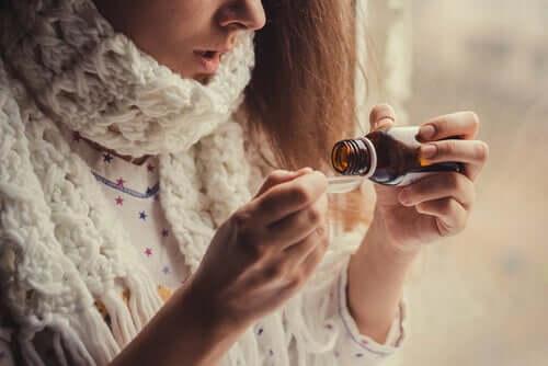 Prospan - syrop na kaszel na bazie bluszczu