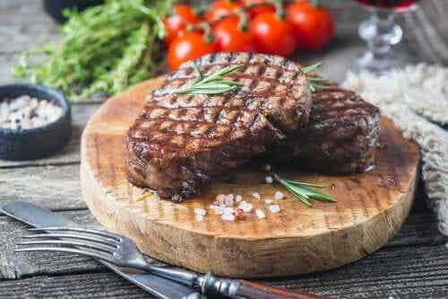 Jaką ilość mięsa można spożywać tygodniowo?