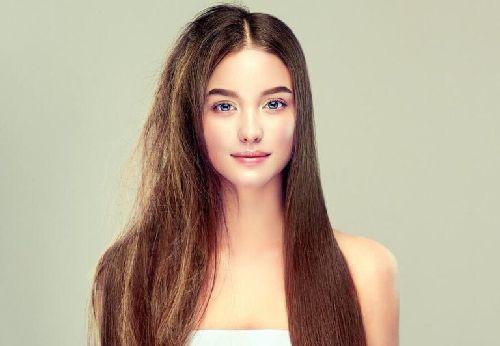 Jedwabiste włosy