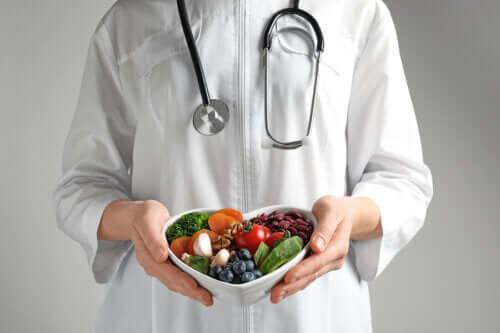 Zdrowe odżywianie pomaga zachować zdrowie serca