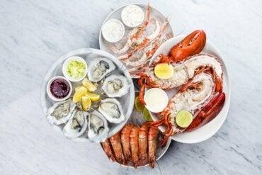 Cholesterol i jego zawartość w owocach morza