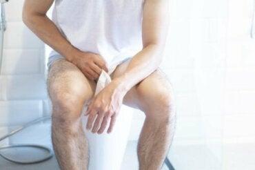 Zapalenie pęcherza moczowego u mężczyzn - objawy