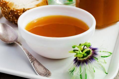 Napar z passiflory na uspokojenie nerwów
