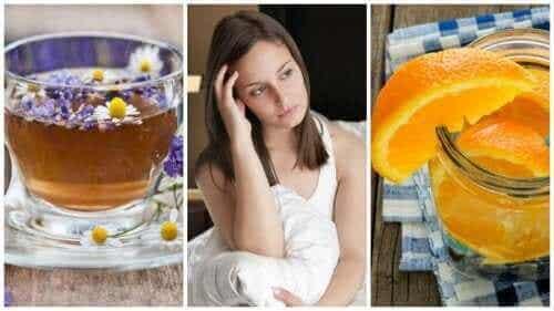 Pięć naturalnych środków na uspokojenie nerwów i dobry sen