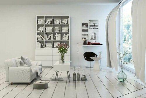 Neutralne odcienie w dekoracji wnętrz - poznaj główne zasady!