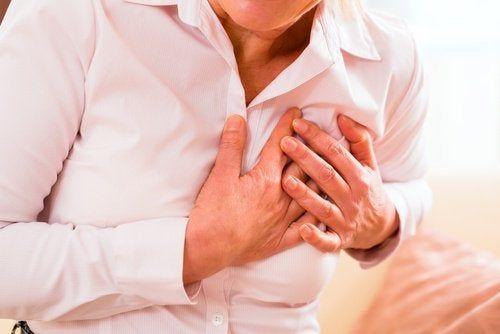 Nietypowe objawy zawału serca u kobiet