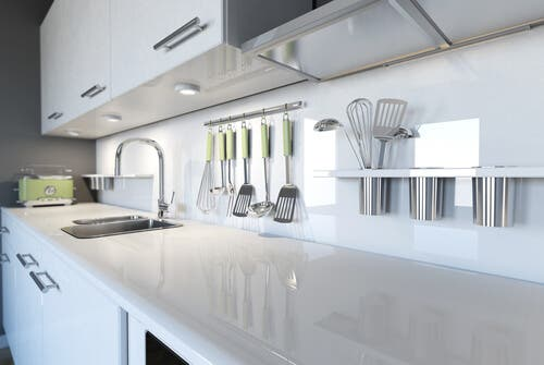 Porządek w kuchni - przestrzeń do przechowywania w kuchni