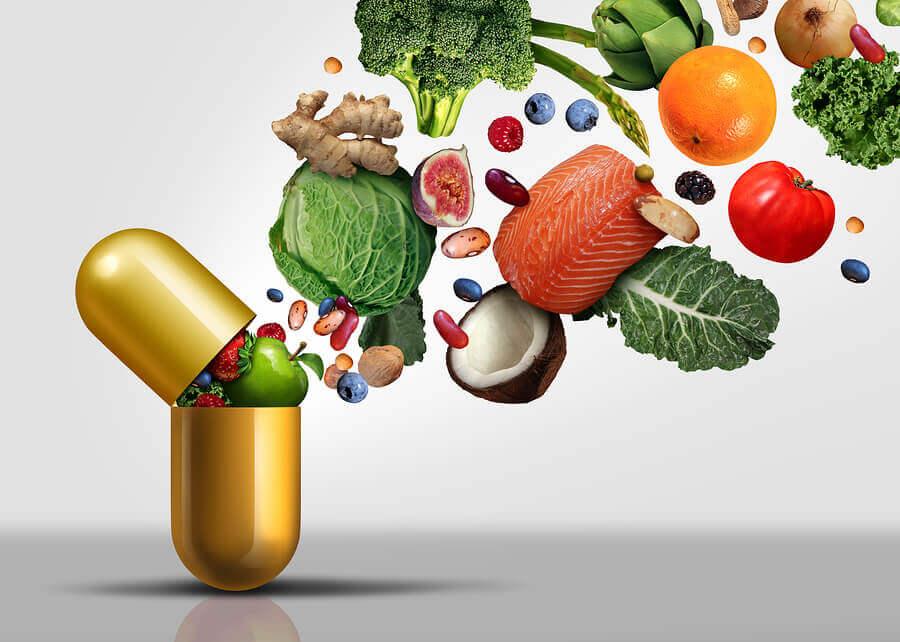 Niektóre produkty transgeniczne mają zwiększone wartości odżywcze. Pomaga to ludności krajów rozwijających się utrzymywać zbilansowaną dietę.