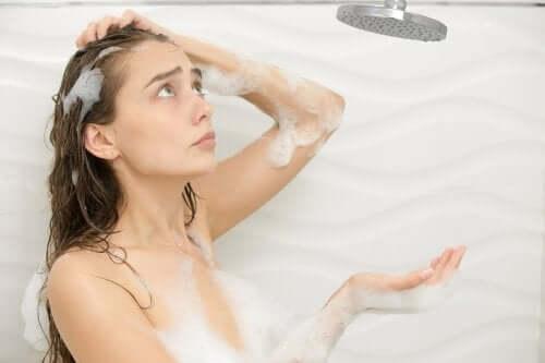 Zatkany prysznic - 4 niezawodne sposoby