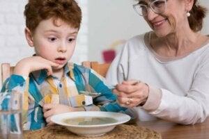 Zaburzenia odżywiania u dzieci z autyzmem