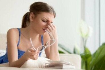 Ból oczu - 4 naturalne metody leczenia