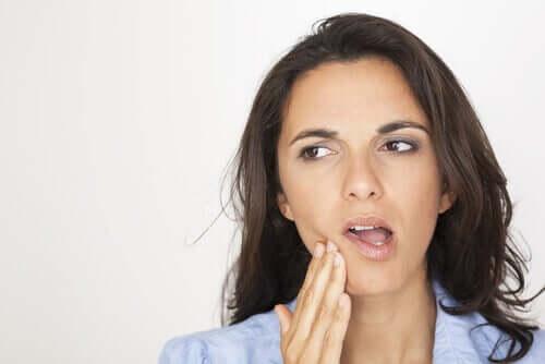 Zęby są wrażliwe na ból