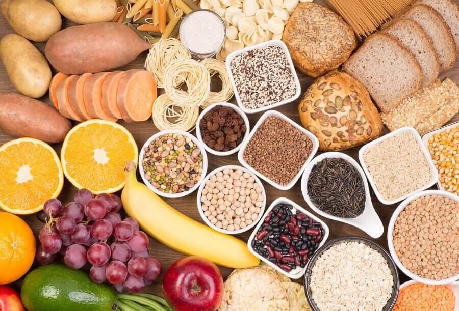 Rola węglowodanów - są obecne w wielu produktach, które codziennie spożywamy.