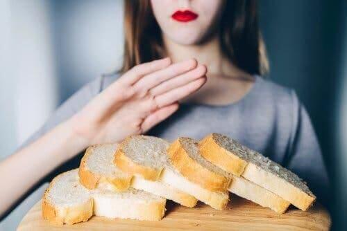 Chleb zawiera gluten