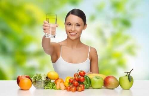 Dieta na odwodnienie: co należy wziąć pod uwagę?