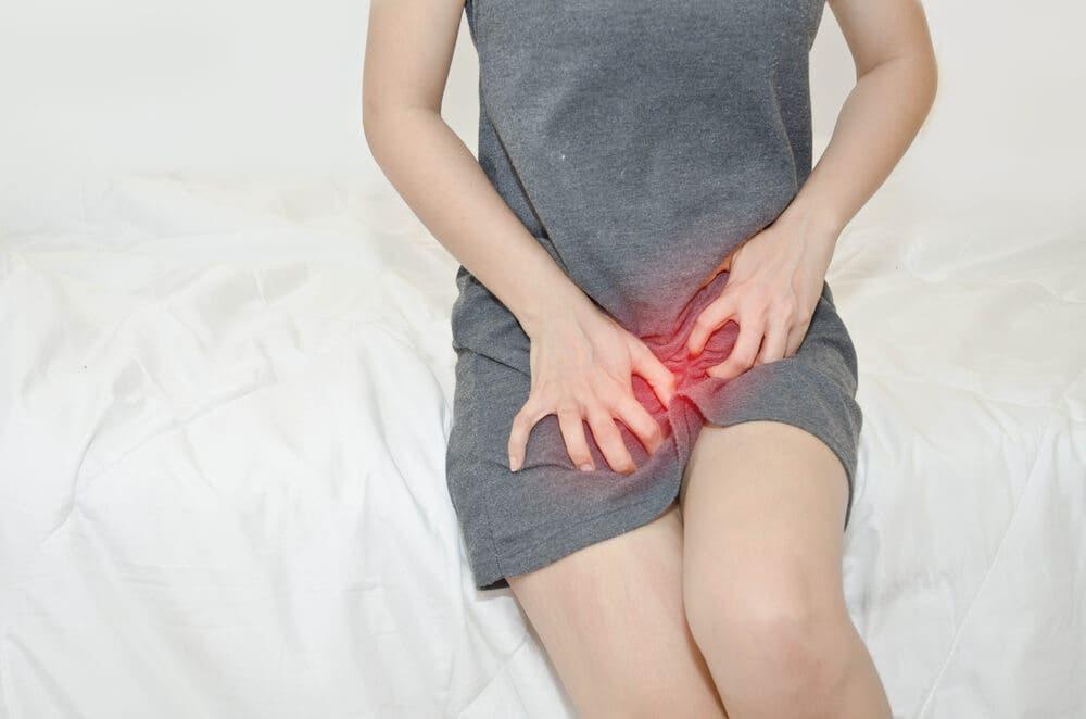Infekcje drożdżakowe po stosunku