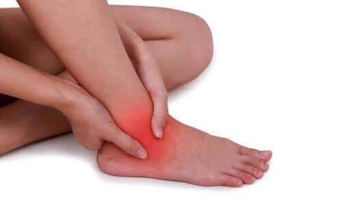 Tendinopatia mięśnia piszczelowego tylnego