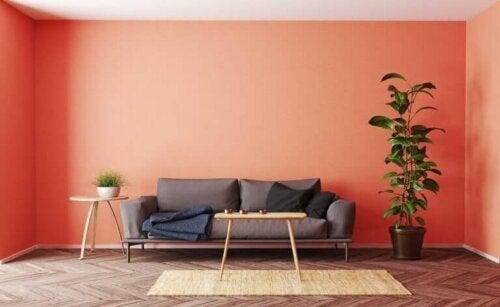 Trendy kolorystyczne w dekoracji wnętrz
