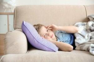 Migrena dziecięca: objawy i leczenie