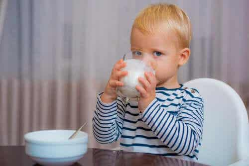 Jak wybrać mleko dla dziecka powyżej 1. roku życia?