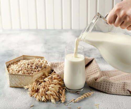 Mleko z owsa