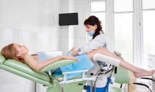 Kontrola u ginekologa