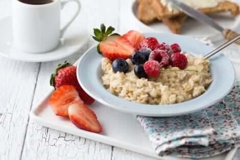 Śniadanie węglowodanowe