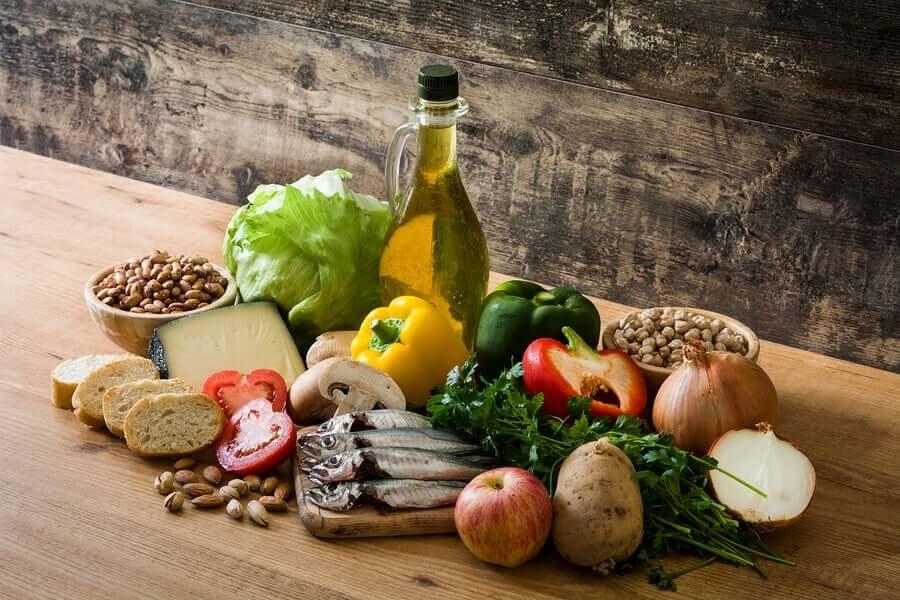 Składniki diety śródziemnomorskiej zachowują się jak prebiotyki.