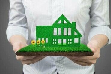 Zrównoważony dom: jak żyć troszcząc się o naszą planetę?