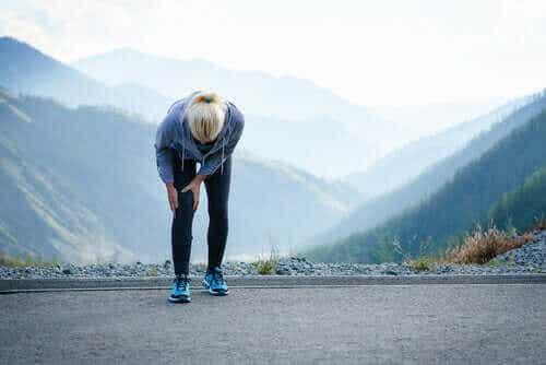 Gęsia stopka - jak rozpoznać zapalenie kolana?