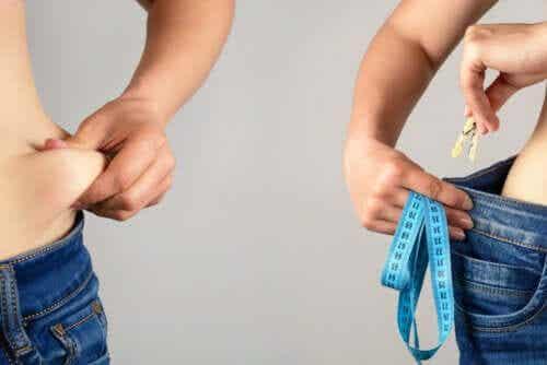 Obwód brzucha - ile powinien wynosić ?