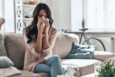 Jak wyleczyć zwykłe przeziębienie w domu?
