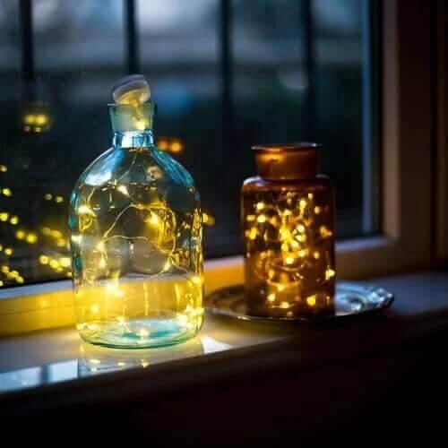 Lampy z recyklingu