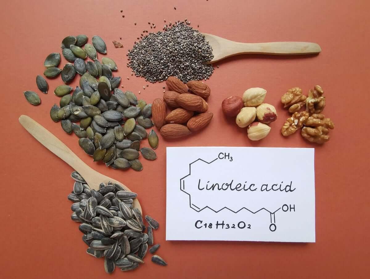 Kwas linolowy powinien znaleźć się w zbilansowanej diecie.
