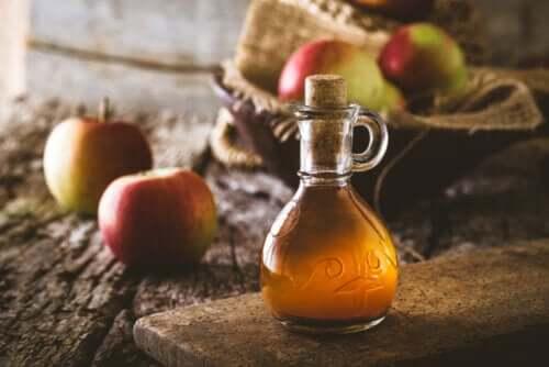 Zalety octu jabłkowego według nauki