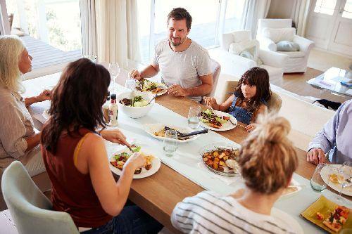 Rodzinna kolacja