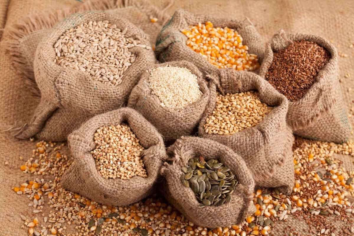 Jedzenie nasion służy zdrowiu serca.