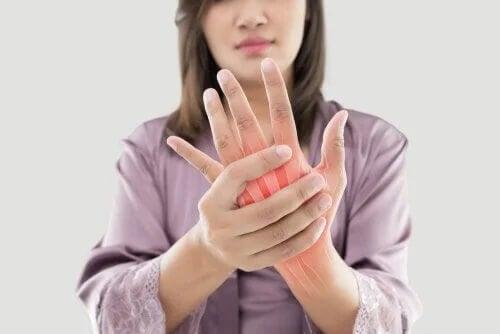 Ból stawów podczas ciąży