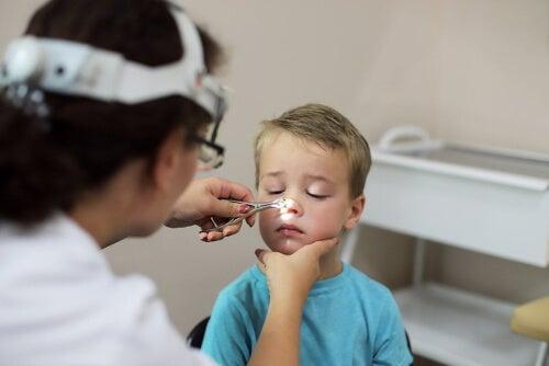 Badanie jamy ustnej