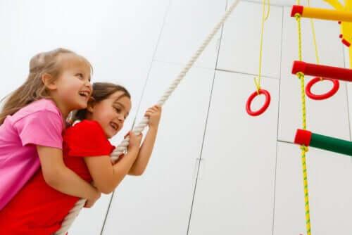 Korzyści z ćwiczeń crossfit dla dzieci