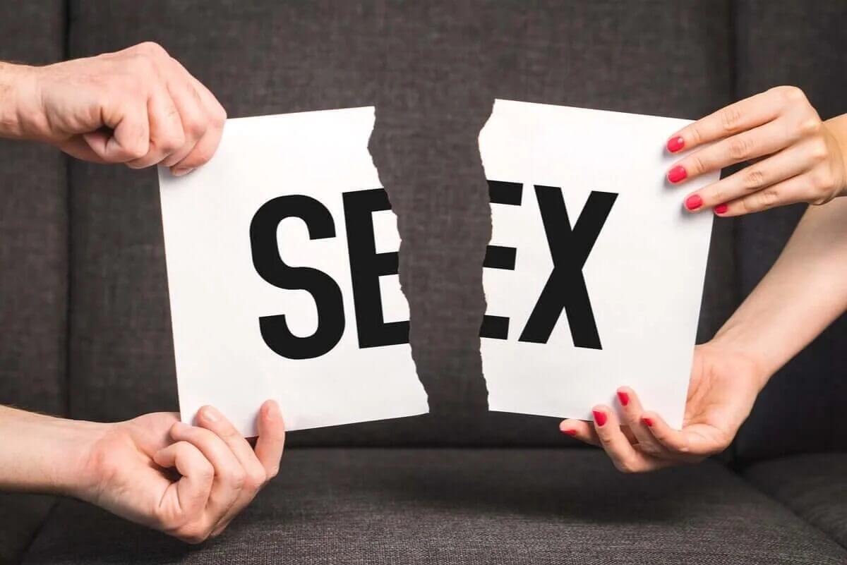Problemy w trakcie seksu
